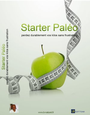 couverture guide Starter Paleo