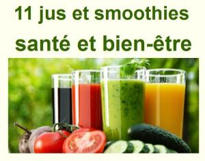 11 Jus santé et bien-être