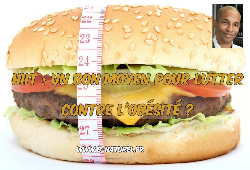 HIIT contre obesite
