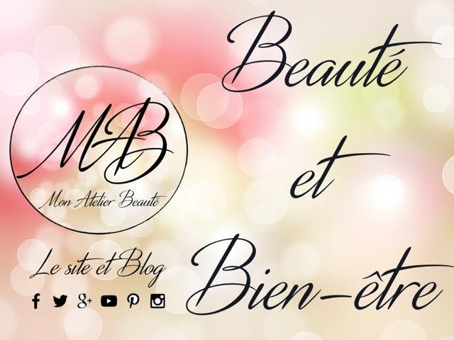 Mon atelier beauté blog
