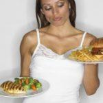 Traquer les calories en faisant les bons choix alimentaires