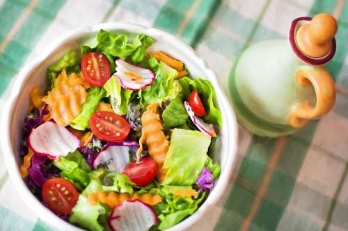 salade alimentation saine