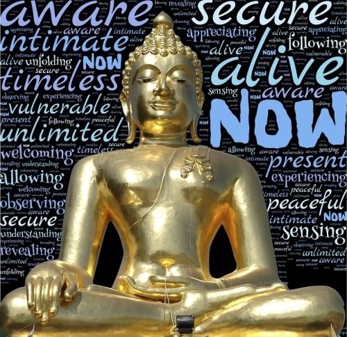 pleine conscience boudhisme