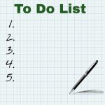 Gestion du temps : la conception de TODO list