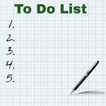 Gestion du temps : la conception de TODO list