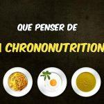 Que penser de la chrononutrition ?
