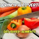 Les principales vertus des super-aliments