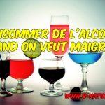 Consommation d'alcool et perte de poids