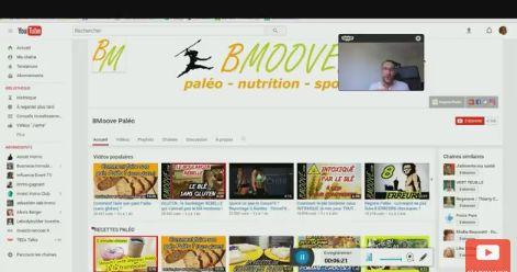 santé par l'alimentation Wilfried BMoove