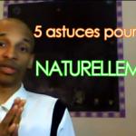 5 astuces pour mincir naturellement